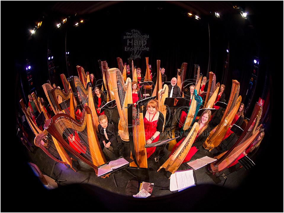 International Harp Ensemble