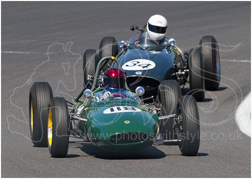 Lotus 24 & BRM P48