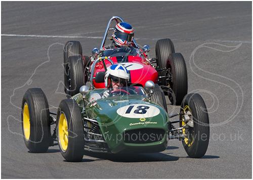 LDS 03 & Lotus 18