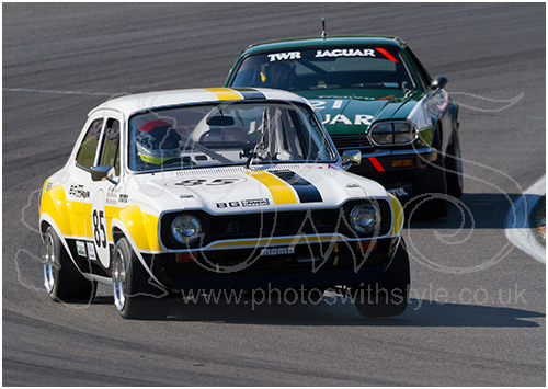 Ford Escort Mk 1 RS & Jaguar TWR XJS