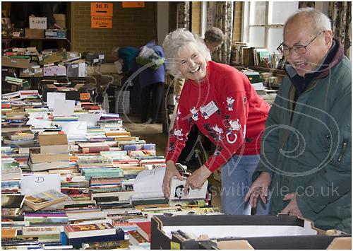 Epsom book fair