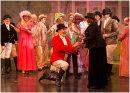 Chris Evans as Beauregard Jackson Pickett Burnside & Lisa Scott as Mame Dennis