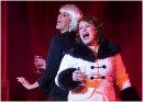 Charlie Hoddell as Vera Charles & Lisa Scott as Mame Dennis