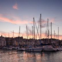Marina sunset #1