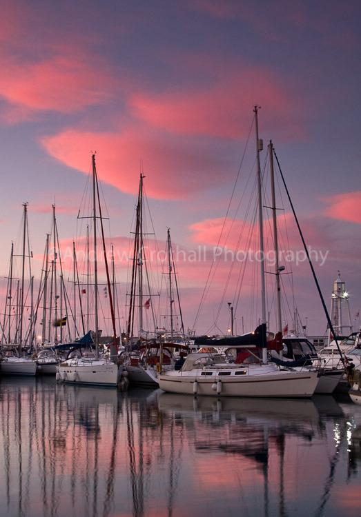 Marina Sunset #2