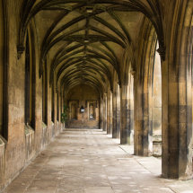 Silent cloisters
