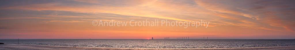 Liverpool Bay panorama