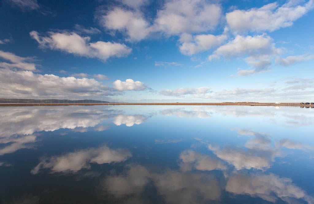 Marine Lake reflection