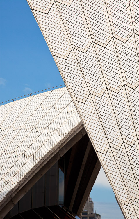 Opera house detail #1