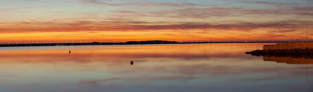 Marine Lake panorama