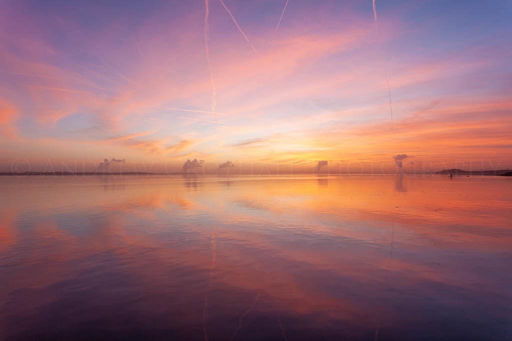 Mersey dawn