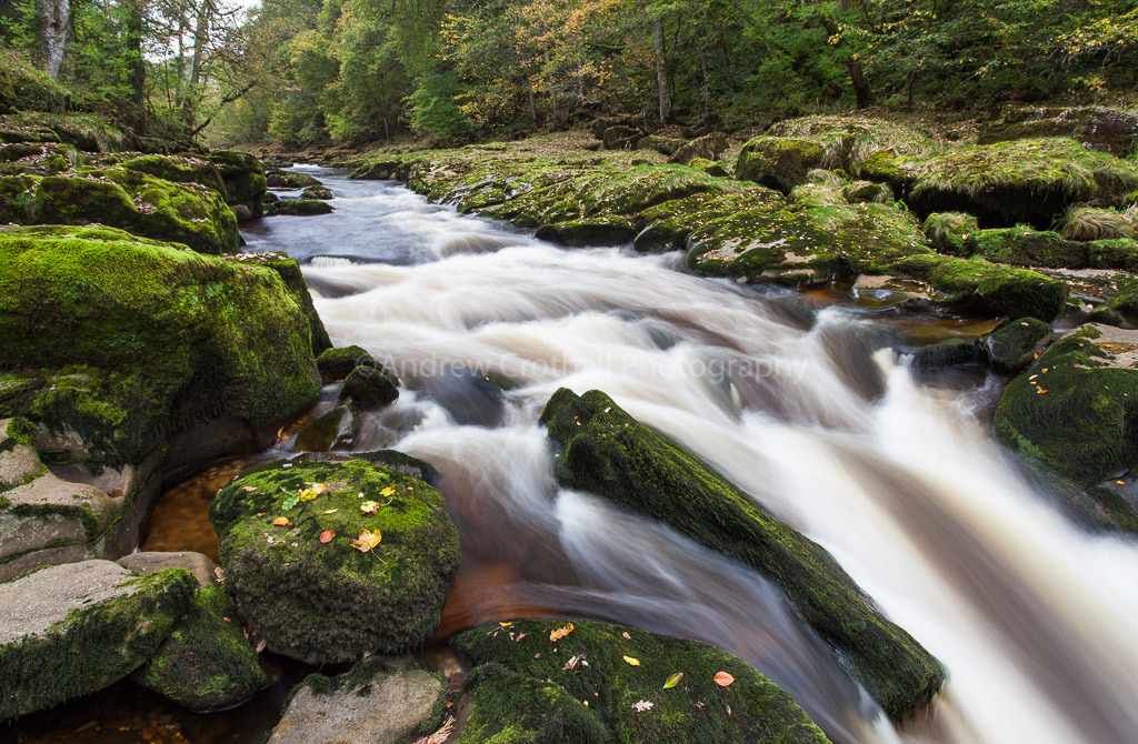 Entering The Strid