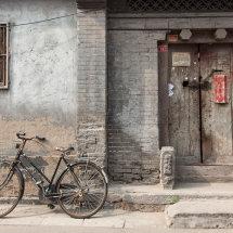 Hutong scene
