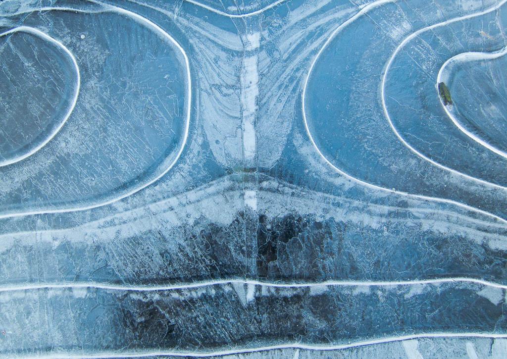 ice patterns #4