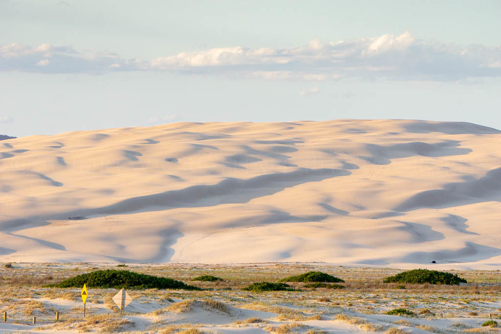 Birubi dunes