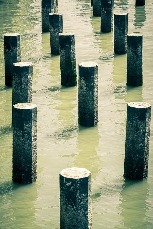 Pier piles