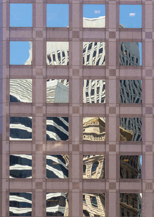 Reflected architecture