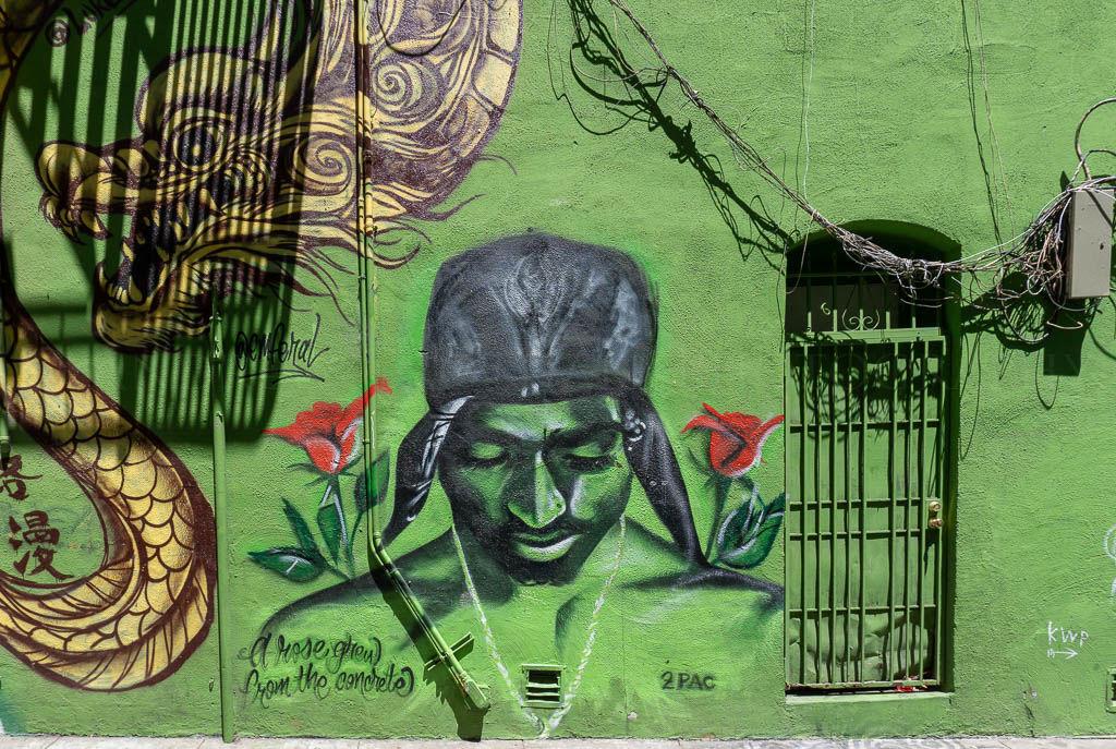 street mural