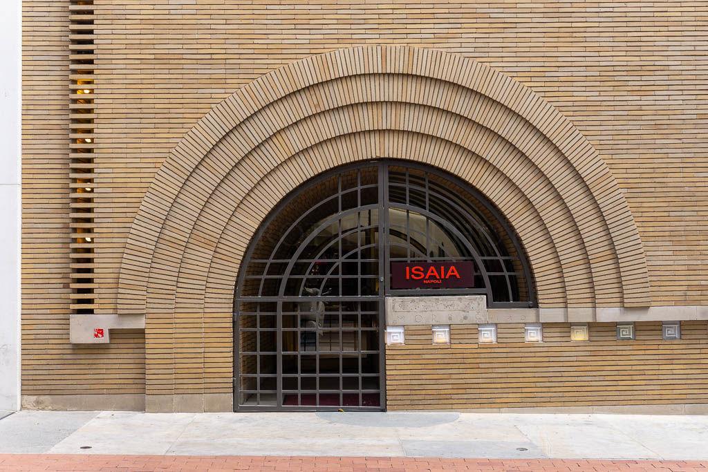 Frank Lloyd Wright building
