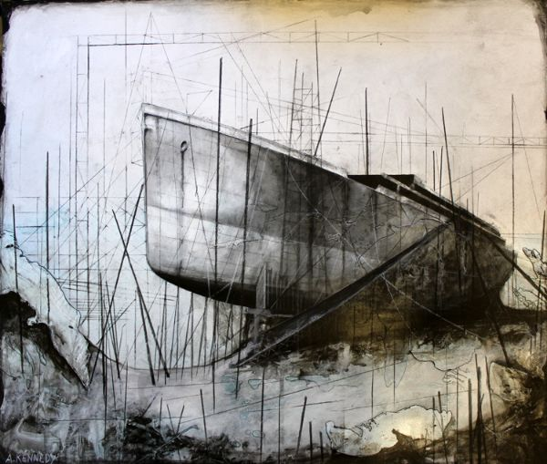 Adam Kennedy Dry Dock Study