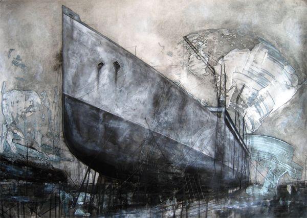 Adam Kennedy HMS Duncan Construction