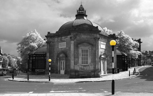 Harrogate Pump Room