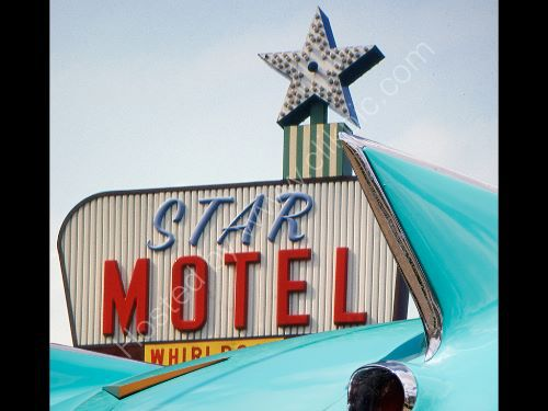 Star Motel, Arizona