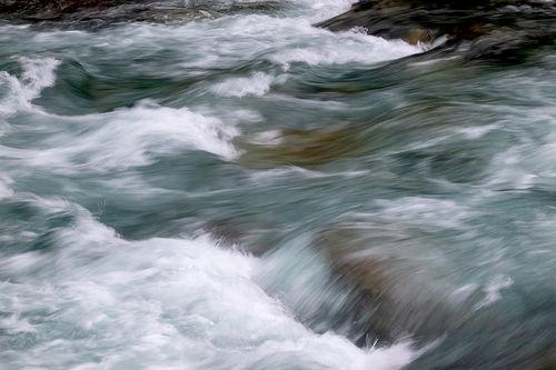 Mountain Stream, Glacier N.P.