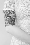 Tattoo and Lace