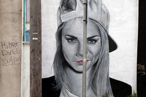 Banksy Wos 'ere