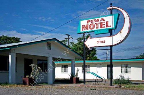 Motel at Pima