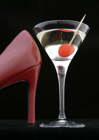 Red Shoe Cocktail