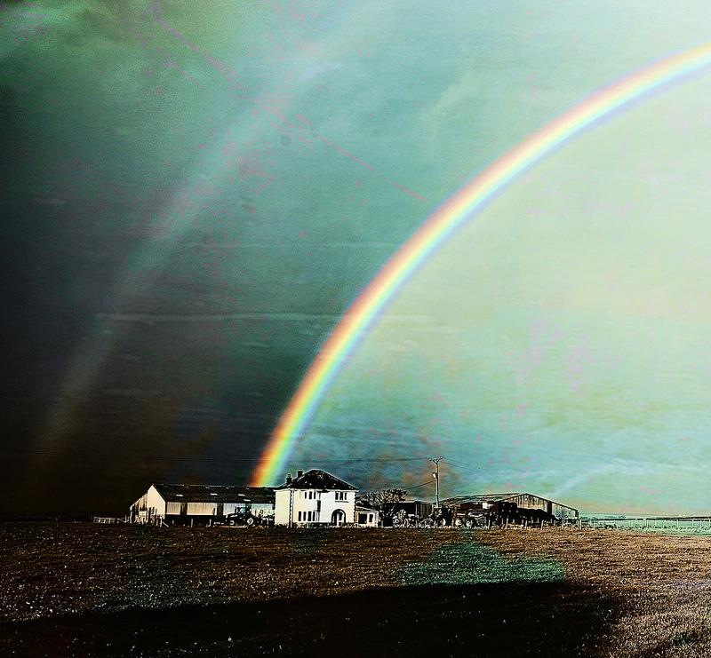 Detail of Rainbow Panorama