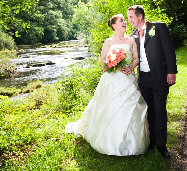 Wedding Photography at Caer Beris Manor Hotel, Builth Wells, Powys