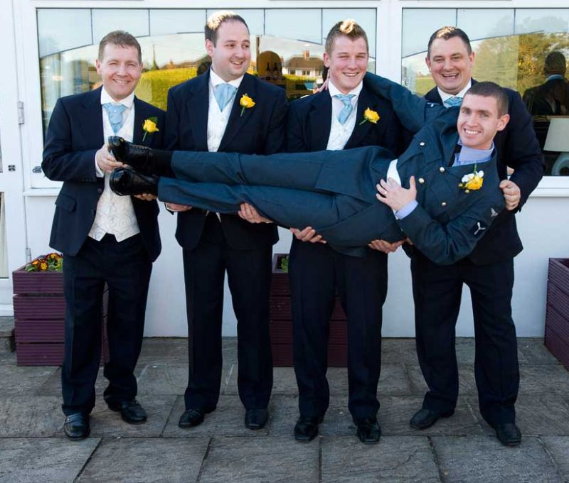 Wedding Photography at Ashburnham Hotel, Pembrey , Carmarthenshire