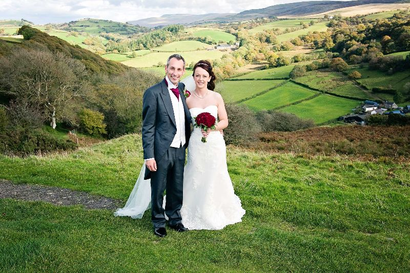 Our Wedding in the countryside