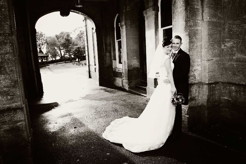 Wedding photography at Parc Howard, Llanelli, Carmarthenshire