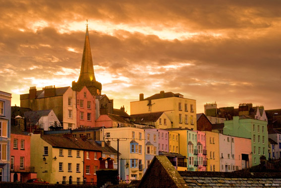 Tenby or Venice...OK its Tenby