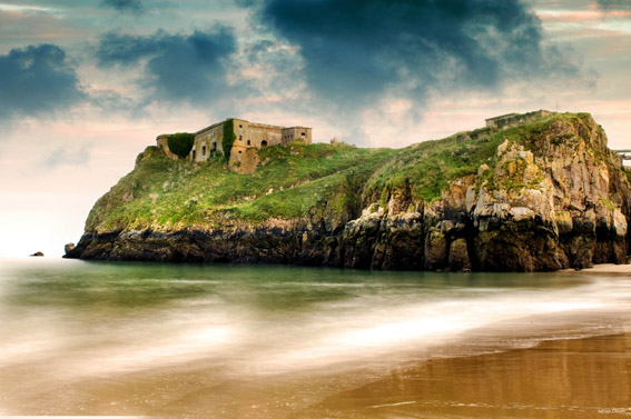 St Catherines Island, Tenby