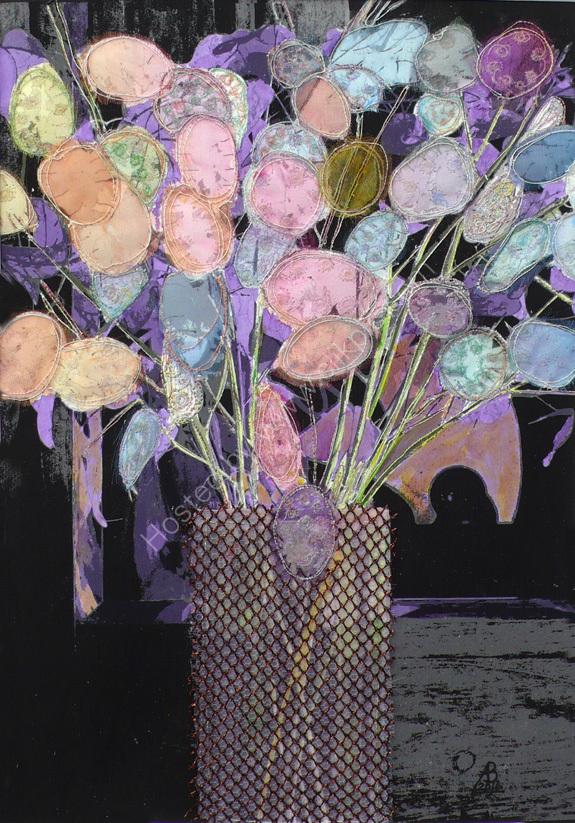 Vase with Honesty