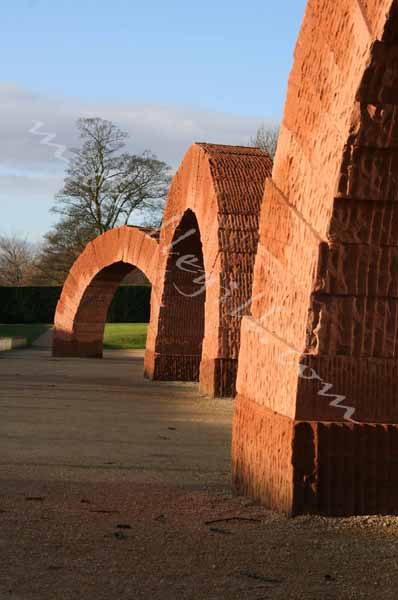 arches, andy goldsworthy, yorkshire sculpture park,<br> Cannon EOS 350d