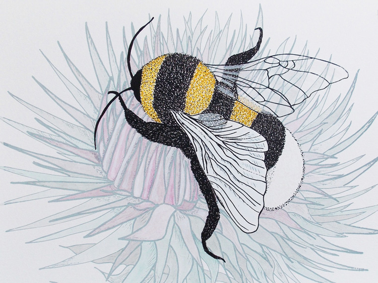 'Bee-beautiful'