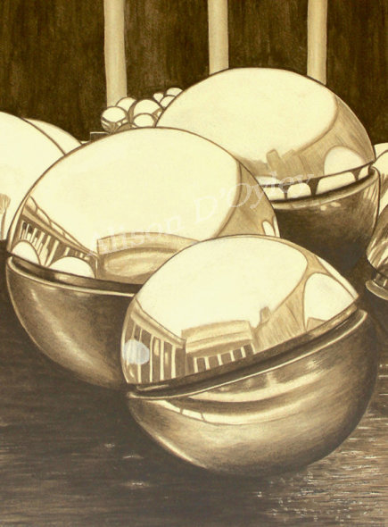'Les Boules'