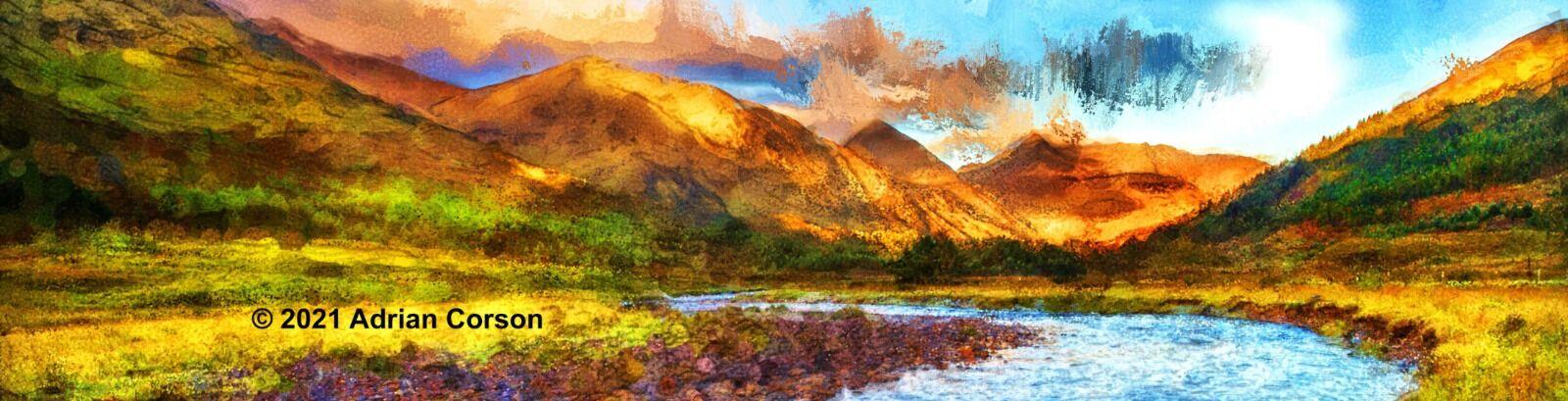 109-mountain valley