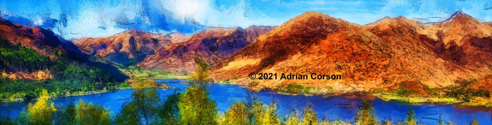 123-loch and mountains