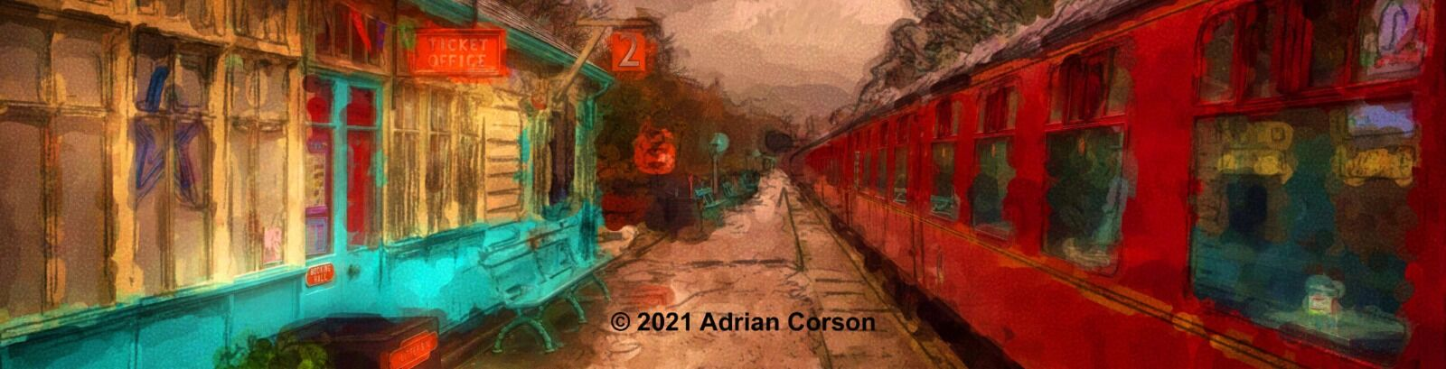143-at the station