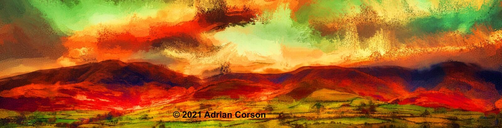 157-red hill sunset