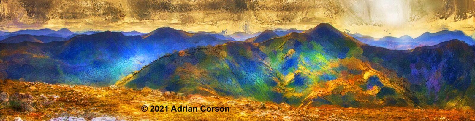 160-sunlite mountains