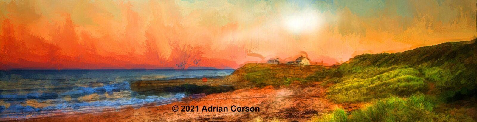 161-sandunes sea and sunset