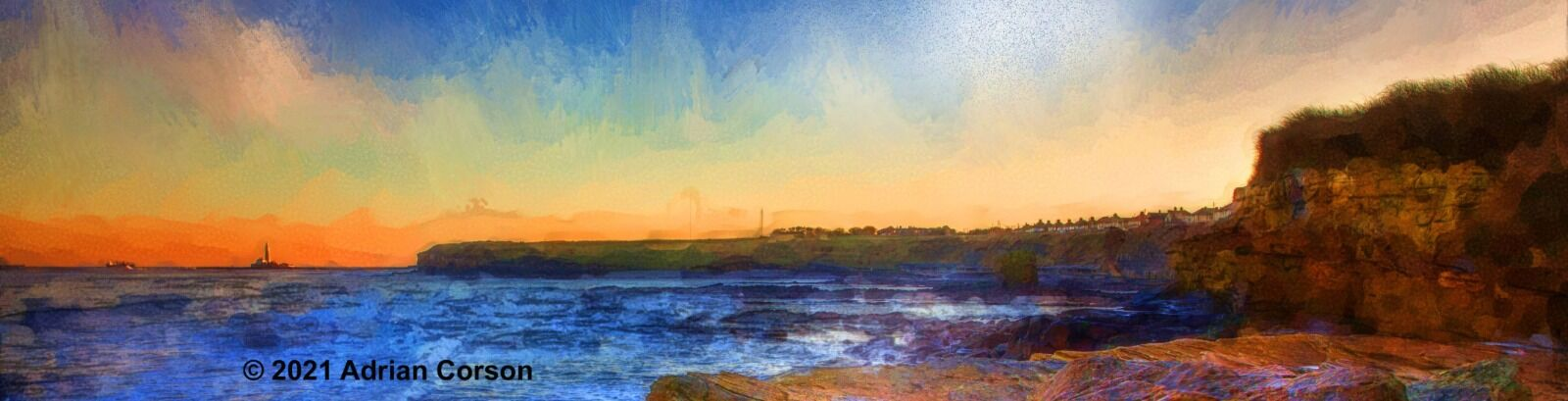 174-view to distant lighthouse